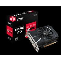 MSI Radeon RX 560 4GB DDR5 AERO ITX 4G OC