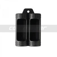 Authentic Coil Master 2 Slot 26650 Silicone Battery Case Vape Vapor