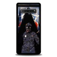 Casing Custom Samsung S10 5G Bape X PSG L3133