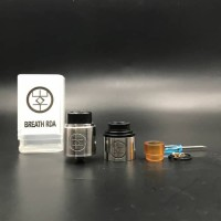 Advken Breath RDA 24mm Premium Quality Clone Vape Vapor Vaporizer