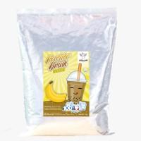 buah Pisang Banana Bubuk Minuman Powder Javaland 1kg