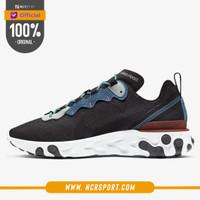 Sepatu Sneakers Nike React Element 55 SE Blue Fury Original CD2153-001