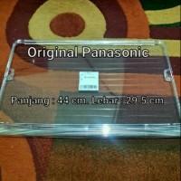 Rak Kulkas Panasonic 2 Pintu Tray Original Asli Ori