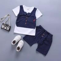 setelan baju jas bayi dan anak laki-laki - 1-2 Tahun