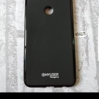 Xiaomi Mi Max 2 Max2 Soft Case Silikon Casing Cover Hitam My User