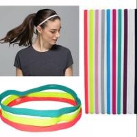 Mini Hairband Sport / Headband Olahraga