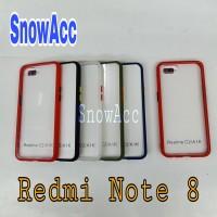 Xiaomi Redmi Note 8 Case Fuze Clear Casing Redmi note 8 Back case