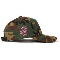 ASSC WEIRD CAP CAMO