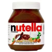 Selai kacang dan cokelat Nutella hazelnut spread with cocoa 200 g