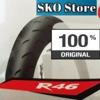 Ban Motor 100/80 R14 Matic Tubeless Corsa R46 Soft Compound tubles