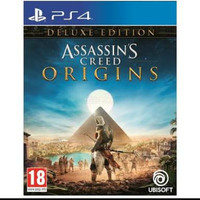 PS 4 ASSASSIN CREED ORIGINS Deluxe Edition