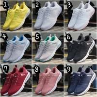sepatu sneakers adidas zoom neo import cewek women wanita 37-40