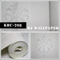 Wallpaper Dinding Murah Bahan Vinyl KBC-208