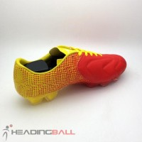 Sepatu Bola Specs Original Equinox FG Emperor Red Yellow 100794 BNIB .