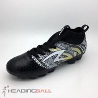Sepatu Bola Specs Original Heritage FG Black Gold White 100797 BNIB .