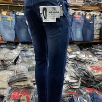 Celana Jeans Pria Skinny/Pensil Stretch Bio - Nevada