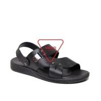Luofu - Sandal Jelly Pria - Sandal Flat Tali Pria Tali Belakang PF3319
