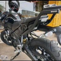 Bracket Yamaha MT 15 MT15 original SHAD box braket motor