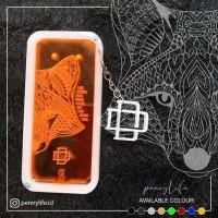 SALE Druga Foxy Panel Authentic Backdoor Back Door By Pennyl