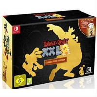 NEW Switch XXL Asterix Obelix2Collector