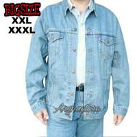 Jaket Jeans Pria Levis - BiGsize - Ukuran Besar -JUMBO (XxL -XxxL)