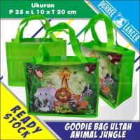 (Ready Stock) Goodie Bag Tas Souvenir Tas Ultah Tema Animal