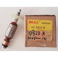 ARMATURE/ ANGKER/ ROTOR BULL 9523B untuk Mesin Gerinda