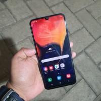 Handphone Hp Samsung Galaxy A50 6/128 Second Seken Bekas Murah