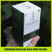 Obat Diabetes Kencing Manis Kering Herbal Yacona Capsul Aman & Alami