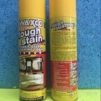 READY Waxco Tough Stain Cleaning Foam Pencuci atau Mengangkat