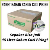 Bahan Baku Sabun Cuci Piring Berkualitas - O' Clean
