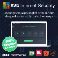 Antivirus AVG Internet Security Terbaru 1PC 2 Tahun. antiransomware