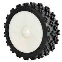 1pcs velg + ban offroad buggy RC 1/14 wltoys 144001 HSP kyoso vortex