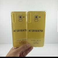 Samsung A7 2018 A750 Soft Case Silikon Anti Crack Clear Bening