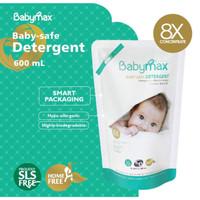 BABYMAX Baby Safe Detergent Refill 600 ml Sabun Cuci