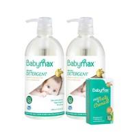 Babymax Detergent Bottle Pump 1000ml