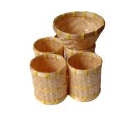 Coaster Bamboo Drip