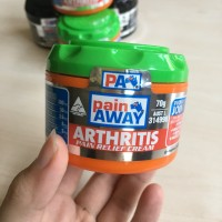 Pain Away Arthritis Pain Relief Cream 70g