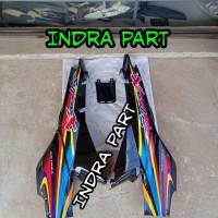 cover body belakang motor supra x lama lama 2002 2004