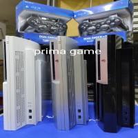 SONY PS3 FAT HDD 120 GB FULL GAME + 2 STIK - HDD 120 GB