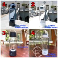 AISHI Hydrogen Rich Water Bottle Generator - Air Hydrogen Kesehatan