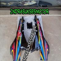cover body belakang motor supra x lama 2002 2004