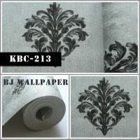 Wallpaper Dinding Murah Bahan Vinyl KBC-213