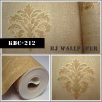Wallpaper Dinding Murah Bahan Vinyl KBC-212