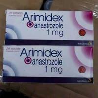 Arimidex Potongan