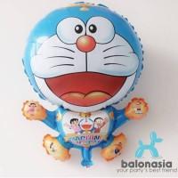Promo Tahun Baru Balonasia Paket Dekorasi Ulang Tahun Tema Doraemon