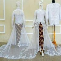 baju sepasang pengantin