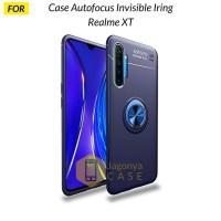 Case Realme XT Autofocus Invisible Iring Soft Case
