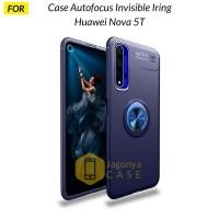 Case Huawei Nova 5T Autofocus Invisible Iring Soft Case