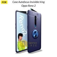 Case Oppo Reno 2 Autofocus Invisible Iring Soft Case